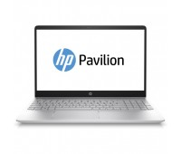 "Ноутбук HP Pavilion 15-ck008ur 15.6"" FHD/ Core i7-8550U/ 8GB/ 128GB SSD + 1TB/ GeForce MX150 2GB/ WiFi/ BT/ Win10/ silver (2PP71EA#ACB)"
