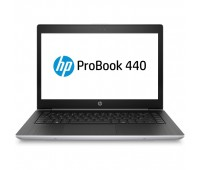 "Ноутбук HP ProBook 440 G5 14"" HD/ Core i5-8250U/ 4GB/ 500GB/ WiFi/ BT/ FPR/ DOS (2RS37EA#ACB)"