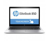 "Ноутбук HP EliteBook 850 G5 15.6"" FHD Touch/ Core i5-8250U/ 8GB/ 512GB SSD PCIe/ WiFi/ BT/ FPR/ Win10Pro (3JX15EA#ACB)"