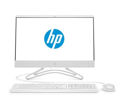 "Моноблок HP 22-c0037ur 21.5"" FHD Touch/ Core i5-8250U/ 8GB/ 128GB SSD + 1TB/ GeForce MX110/ noODD/ WiFi/ BT/ Win10/ Snow White (4GS16EA#ACB)"