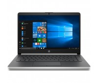 "Ноутбук HP 14-cf0011ur 14"" FHD/ Core i5-8250U/ 4GB/ 1TB/ WiFi/ BT/ Win10/ silver (4KA63EA)"