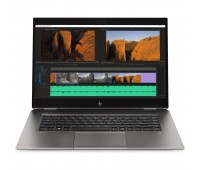 "Рабочая станция HP ZBook 15 Studio G5 15.6"" FHD/ Core i7-8850H/ 32GB/ 512GB SSD/ NV Quadro P1000 4GB/ WiFi/ BT/ FPR/ Win10Pro/ Silver (4QH70EA#ACB)"