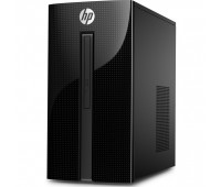 Компьютер HP 460-p201ur/ Core i3-7100T/ 4GB/ 1TB/ DVD-RW/ DOS/ black (4UH50EA#ACB)