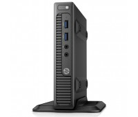 Компьютер HP 260 G3 DM/ Core i3-7130U/ 4GB/ 128GB SSD/ WiFi/ BT/ Win10Pro (4YV68EA#ACB)