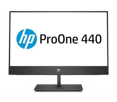 "Моноблок HP ProOne 440 G4 AIO 23.8"" FHD/ Core i3-8100T/ 8GB/ 128GB SSD + 1TB/ DVD-RW/ WiFi/ BT/ Win10Pro (4YW05ES#ACB)"