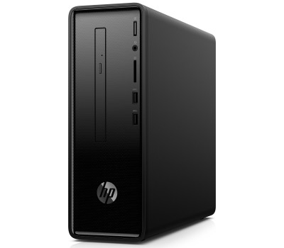 Компьютер HP 290-a0006ur MT/ AMD A9-9425/ 8GB/ 1TB/ noODD/ WiFi/ BT/ Win10/ Dark Black (6PC90EA#ACB)