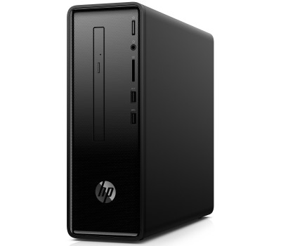 Компьютер HP 290-a0004ur MT/ AMD A6-9225/ 4GB/ 500GB/ noODD/ Win10/ Dark Black (6PD05EA#ACB)