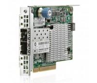 Адаптер HPE 534FLR-SFP+ 10Gb, 2P (700751-B21)
