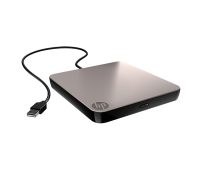 Внешний привод HP Mobile USB, DVD-RW (701498-B21)