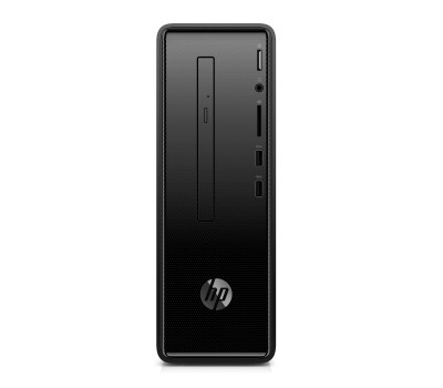 Персональный компьютер HP 290 290-p0037ur/ Core i3- 9100/ 4GB/ 1TB/ no ODD/ BT/ WiFi/ Dos/ Dark Black (7JU62EA#ACB)