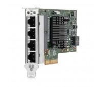 Адаптер HP Ethernet Adapter, 366T, 4x1Gb, PCIe (2.1), Intel, for Gen9 servers (811546-B21)
