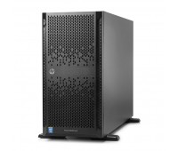 Сервер HPE ProLiant ML350 Gen9 Tower(5U)/ Xeon8C E5-2620v4/ 16Gb/ P440arFBWC 2Gb/ noHDD(8/48up)SFF/ noDVD/ iLOstd/ 3HPFans/ 4x1GbEth/ 1x500wFPlat(2up) (835263-421)