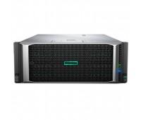 Сервер HPE Proliant DL580 Gen10/ 4x Xeon Platinum 8164/ 256GB/ noHDD (8/48up SFF)/ P408i-pFBWC (2Gb/RAID 0/1/10/5/50/6/60)/ 12 HPFans/ OVadv/ 2x 10/25Gb 640FLR-SFP28/ 16x PCIe/ EasyRK + CMA/ 4x 1600W (869845-B21)