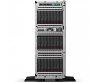 Сервер HPE ProLiant ML350 Gen10/ 2x Xeon Silver 4114/ 32GB/ P408i-aFBWC (2GB/RAID 0/1/10/5/50/6/60)/ noHDD (8/24up) SFF/ noODD/ iLOstd/ 6 NHP Fans/ 4x 1GbEth/ 2x 800W (2up) (877622-421)