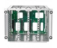Дисковая корзина HPE 2SFF Premium HDD Front Kit (для DL580 Gen10 с Universal Media Bay) (880121-B21)