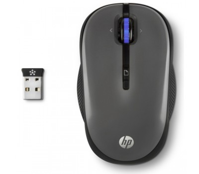 Мышь HP Wireless Mouse X3300 - Grey/Silver (H4N93AA#ABB)