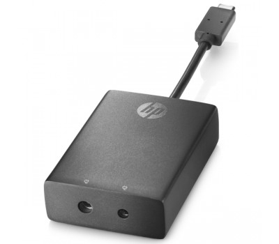 Адаптер HP USB-C to 3 and 4.5mm Adapter (N2Z65AA#AC3)