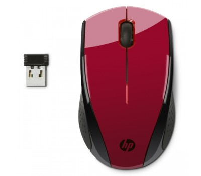 Мышь HP Wireless Mouse X3000 Sunset Red (N4G65AA#ABB)