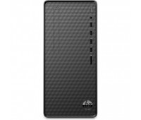 Компьютер HP M01-D0025ur MT/ Core i5-8400/ 8GB/ 1TB/ noODD/ WiFi/ BT/ DOS/ Jet Black (8KZ73EA#ACB)