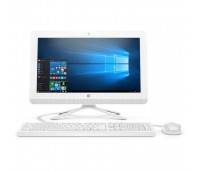 Моноблок HP 20 20-c431ur/ AMD A4-9125/ 4GB/ 500GB/ noODD/ WiFi/ BT/ Win10/ Snow White (7JT07EA#ACB)