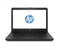 "Ноутбук HP 14-bs024ur 14"" HD/ Core i5-7200U/ 6GB/ 1TB/ DVD-RW/ Radeon 520 4GB/ WiFi/ BT/ Win10 (2CN67EA#ACB)"
