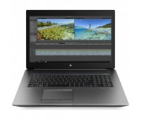 "Рабочая станция HP ZBook 17 G6 17.3"" FHD/ Core i5-9300H/ 8GB/ 256GB SSD/ noODD/ nV Quadro T1000 4GB/ WiFi/ BT/ Win10Pro/ Silver (6CK20AV#ACB)"