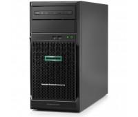 Сервер HPE ProLiant ML30 Gen10/ Xeon E-2224/ 16GB/ 4x LFF (up 4, NHP)/ noODD/ Smart Array S100i/ 2x 1GbE/ noODD/ 1x 350W (up 1) (P16928-421)