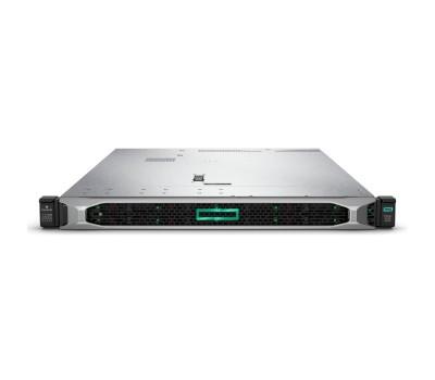 Сервер HPE Proliant DL360 Gen10/ Xeon Gold 6230/ 32GB/ noODD/ noHDD (8/ up10SFF)/ Smart Array P408i-a (2 Гб FBWC/ RAID 0/1/10/5/50/6/60/ADM)/ 4x 1GbE/ 1x 800W (up2) (P03634-B21)