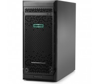 Сервер HPE ProLiant ML110 Gen10 NHP/ Xeon 3104 Bronze/ 8GB/ S100i(ZM/ RAID 0/1/10/5)/ noHDD(4/8up LFF)/ DVD-RW/ iLOstd/ 2NHP Fan/ 2x 1GbEth/ 1x 350W (P03684-425)