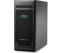 Сервер ProLiant ML110 Gen10 4.5U/ Xeon Bronze 3204/ 8GB/ noHDD (4/up 8 LFF)/ noODD/ S100i (ZM/RAID 0/1/10/5)/ iLOstd/ 2x1 GbE/ 2x NHPFan/ 1x 350W (up 1 NHP) (P10806-421)