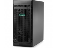 Сервер HPE ProLiant ML110 Gen10/ Xeon Silver 4210/ 16GB/ noHDD (8/ up 16 SFF)/ noODD/ P408i-p (2GB FBWC/ RAID 0/1/10/5/50/6/60)/ iLOstd/ 2x 1GbE/ 2x NHPFan/ 1x 800W (up 2) (P10813-421)