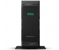 Сервер HPE ProLiant ML350 Gen10/ Xeon Silver 4210/ 16GB/ noODD/ noHDD (8/ 24up SFF)/ SmartArray P408i-a (2 Гб FBWC /RAID 0/1/10/5/50/6/60)/ iLOstd/ 6 NHP Fans/ 4x 1GbE/ 1x 800W (up2) (P11051-421)