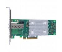 HBA-адаптер HPE StoreFabric SN1100Q, FC 16 Гбит/с, 2x PCI-E 3.0, 2x 16 Гбит SFP+, брекеты (P9D94A)