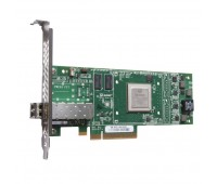 Однопортовый HBA адаптер HP SN1000Q 16Gb FC Host Bus Adapter PCI-E 3.0 (LC Connector), incl. 16 Gbps SFP+, incl. h/ h & f/ h. brckts (QW971A)