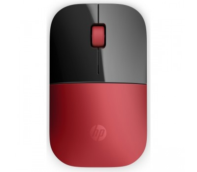 Mouse HP Z3700 Wireless Cardinal Red cons (V0L82AA#ABB)