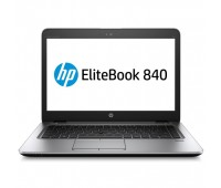 "Ноутбук HP EliteBook 840 G3 14"" FHD/ Core i7-6500U/ 8GB/ 512GB SSD/ WiFi/ BT/ FPR/ Win10Pro/ Silver (Y3B72EA#ACB)"